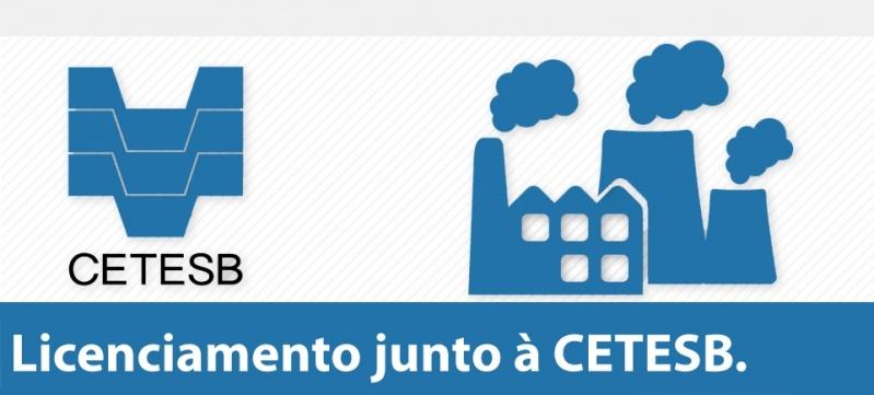 Onde Encontrar Licenciamento CETESB Parque São Domingos - Renovação de Licença CETESB