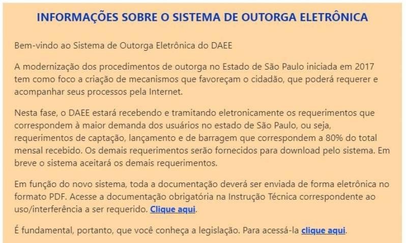 Outorga Poço Tubular Preço Vargem Grande Paulista - Outorga Poço Daee
