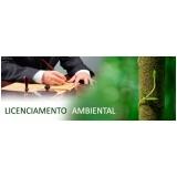 empresa de licenciamento ambiental ibama em Santo Amaro