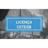 licença de operação CETESB em José Bonifácio