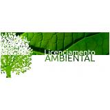 onde encontrar licenciamento ambiental em área de preservação permanente no Parque São Rafael