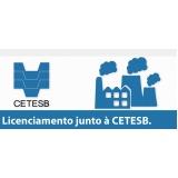 onde encontrar licenciamento CETESB no Parque São Jorge