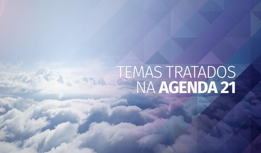 Agenda 21 - Meio Ambiente