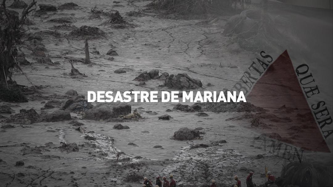 Cidades mais afetadas,Bento Rodrigues e Mariana - Fraga Engenharia e Consultoria Ambiental
