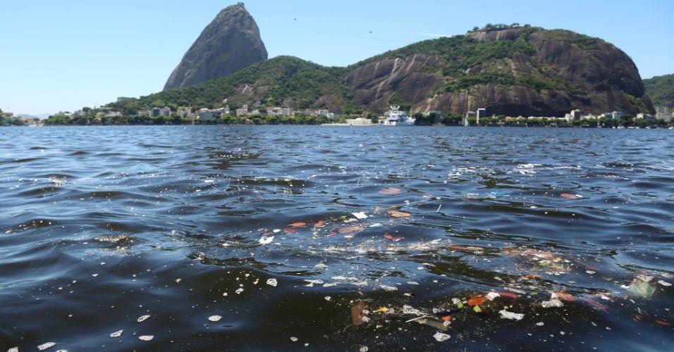 Baía de Guanabara volta a ser problema nas Olimpíadas de 2016